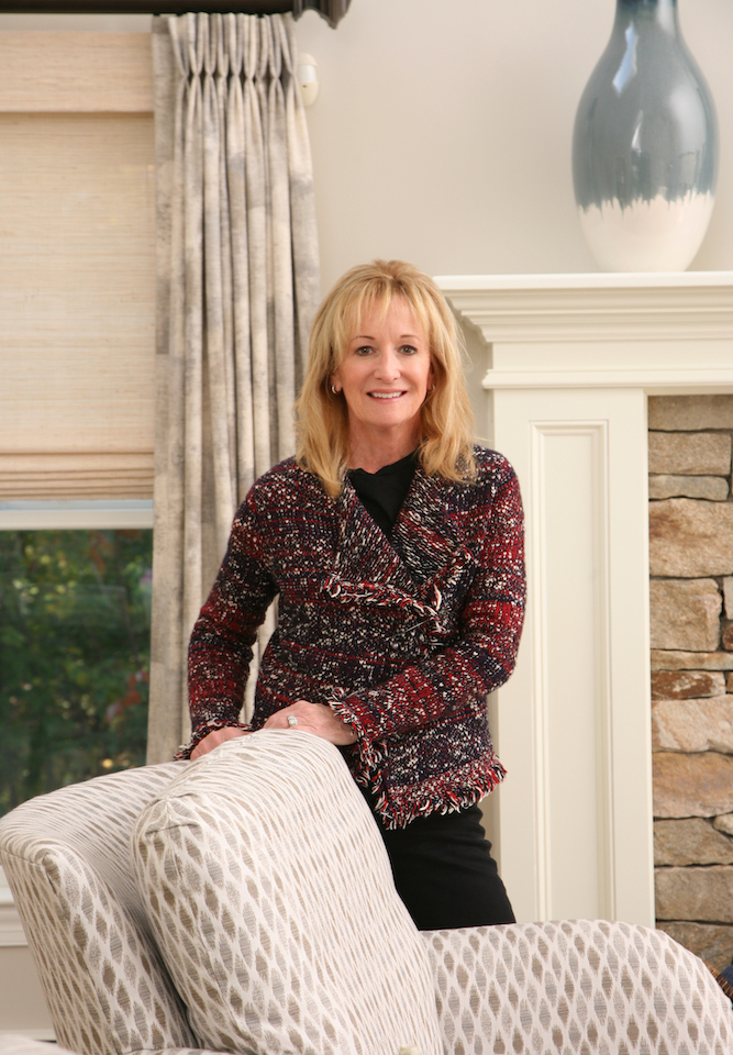 Owner Interior Designer Cheryl McCracken
